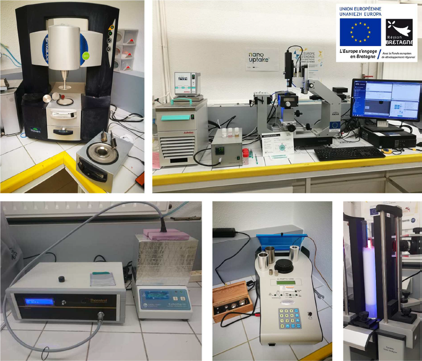 Caractérisations thermophysiques des nanofluides